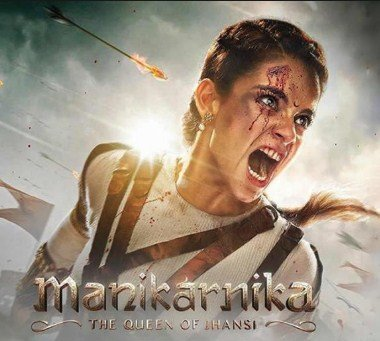 Ýíáã Manikarnika: The Queen of Jhansi 2019 ãÊÑÌã HD