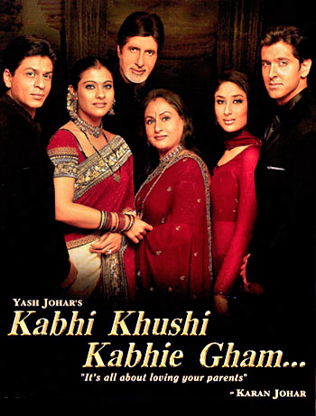 Kabhi Khushi Kabhie Gham 2001 Full Movie Watch Online