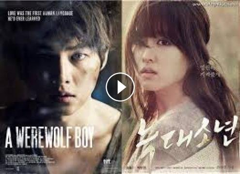Watch A Werewolf Boy 2012 korean Drama Movie Online Free