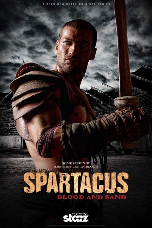 Spartacus Blood and Sand Online HD