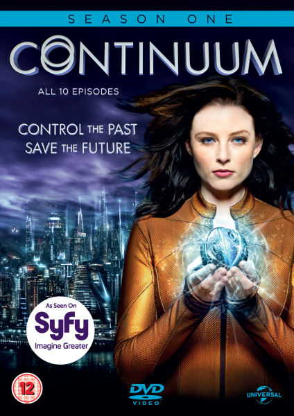 Continuum Season 1 Online HD