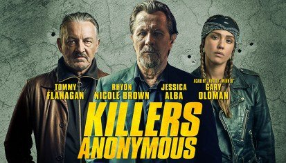 Watch Killers Anonymous 2019 Online Free Movie Full HD 4K