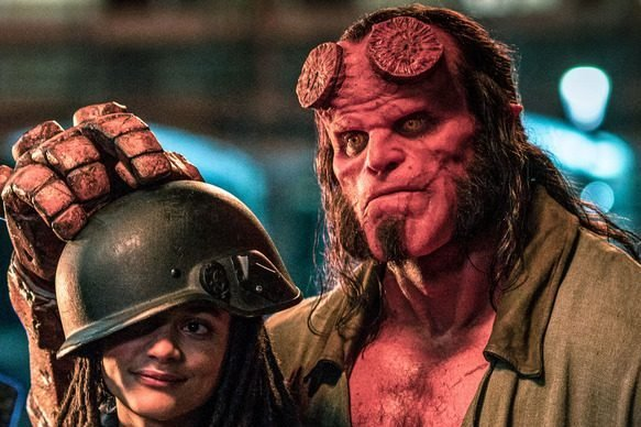 Watch Hellboy 2019 Online Free Movie Full HD 4K