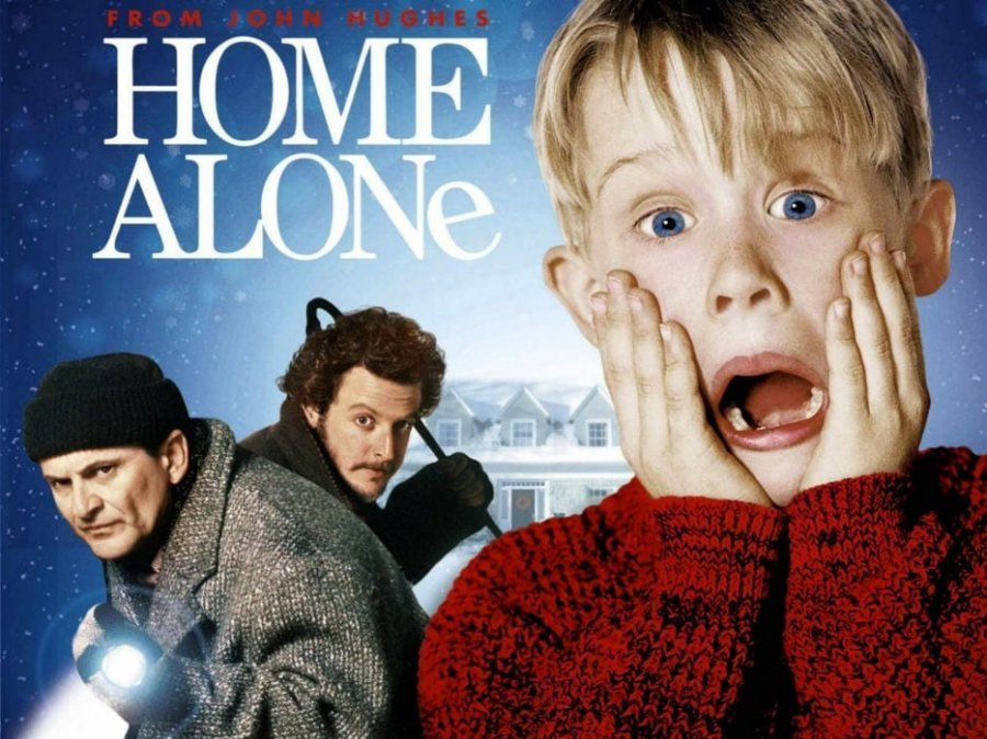 Watch Home Alone 1 1990 Movie Free Online Full HD 4K