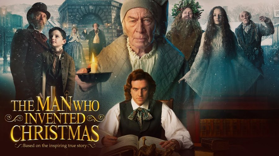 Ёнбг The Man Who Invented Christmas 2017 г—ћг