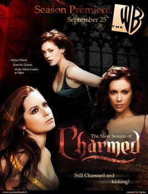 Charmed Season 3 Online HD