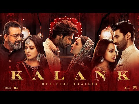 Kalank 2019 Full Movie Watch Online Free