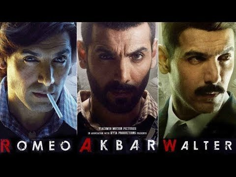 Romeo Akbar Walter 2019 Full Movie Watch Online Free