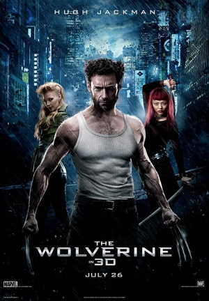 فيلم The Wolverine 2013 BluRay مترجم