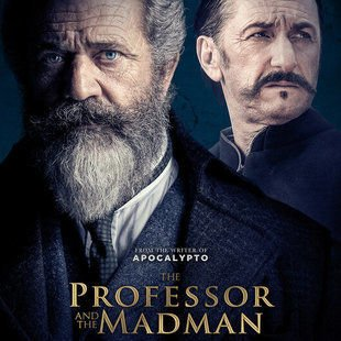 έναγ The Professor And The Madman 2019 γΚΡΜγ HD
