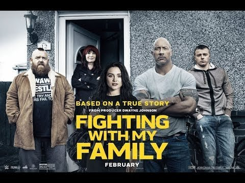���� Fighting with My Family 2018 ����� ������ � ����� HD