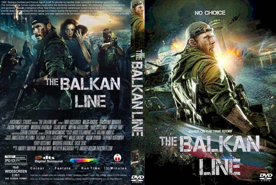 The Balkan Line 2019 Full Movie Watch Online Free