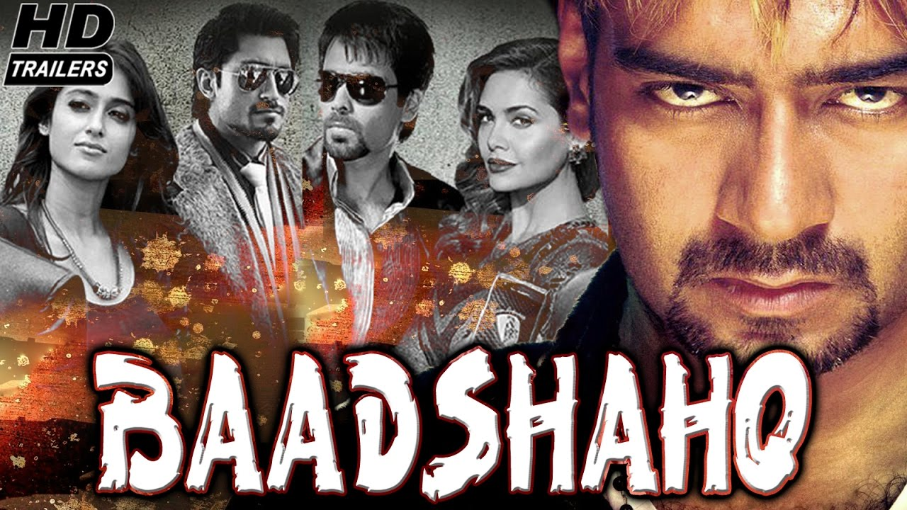 Baadshaho 2017 Hindi Full Movie Watch Online Free