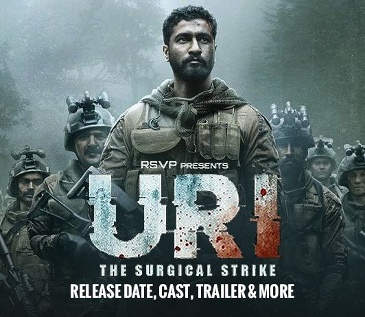 Ýíáã Uri The Surgical Strike 2019 ãÊÑÌã HD