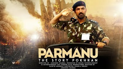 Parmanu: The Story of Pokhran 2018 Full Movie Bollywood Hindi Watch Online Free