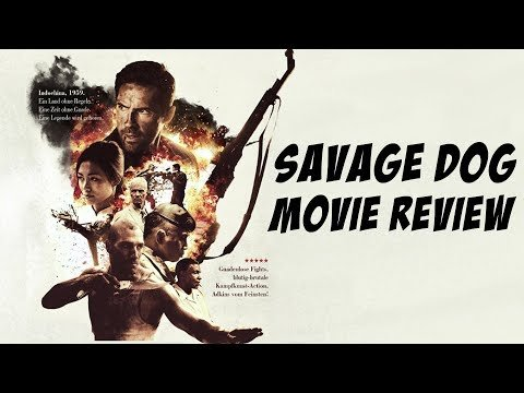 Savage Dog 2017 Full Movie Watch Online Free