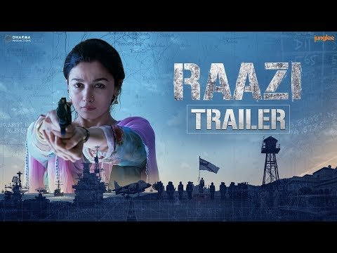 Raazi 2018 Full Movie Bollywood Hindi Watch Online Free