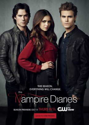 The Vampire Diaries all Season - ÌãíÚ ãæÇÓã ãÓáÓá The Vampire Diaries
