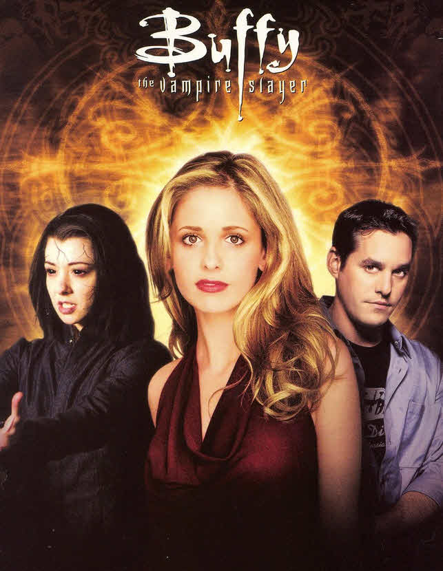 Buffy the Vampire Slayer all Season - ÌãíÚ ãæÇÓã ãÓáÓá Buffy the Vampire Slayer