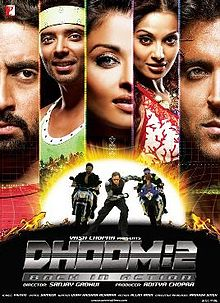 dhoom 2 film complet en arabe gratuit
