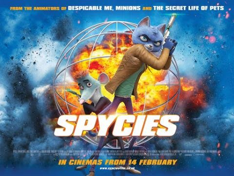Spycies 2019 Full Movie Watch Online Free HD 4K