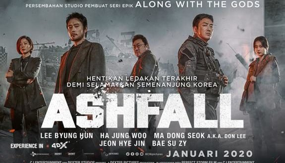 Ashfall 2019 Full Movie Watch Online Free HD 4K
