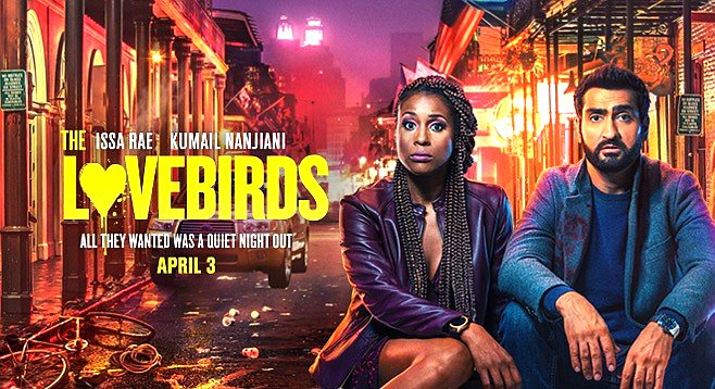 The Lovebirds 2020 Full Movie Watch Online Free HD 4K