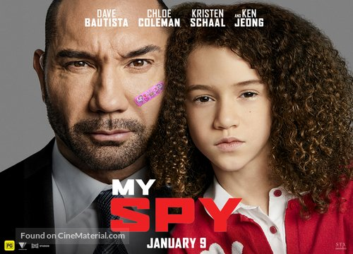 My Spy 2020 Full Movie Watch Online Free HD 4K