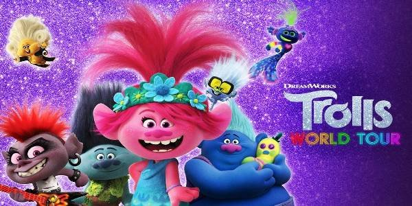 Trolls World Tour 2020 Full Movie Anime Watch Online Free