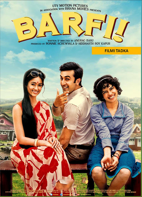 Barfi 2012 HD Full Movie Watch Online Free