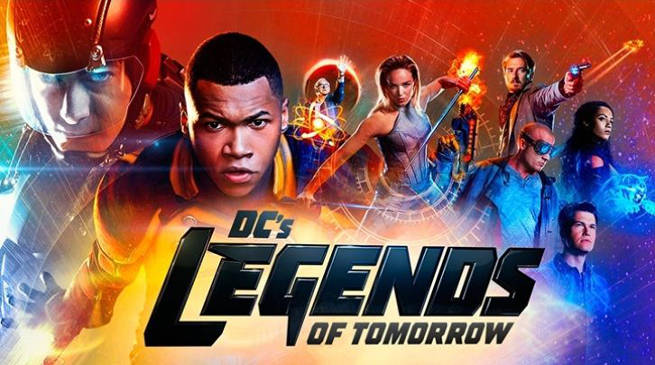 Legends of Tomorrow Season 3 Full Episode Online HD
