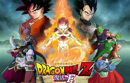 Ýíáã Dragon Ball Z Resurrection F 2015 ãÊÑÌã HD