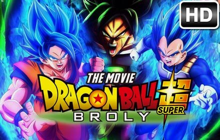 Dragon ball super: broly 2018 Full Movie Anime Watch Online Free