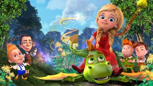 The Princess and the Dragon 2018 Full Movie Anime Watch Online Free