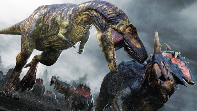 Ýíáã Planet dinosaur- ultimate killers 2012 ãÊÑÌã HD