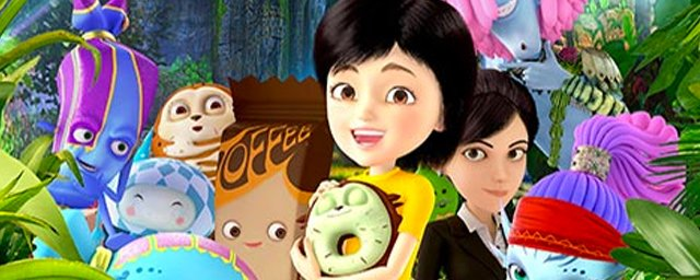 Jungle Master 2: Candy Planet 2016 Full Movie Anime Watch Online Free