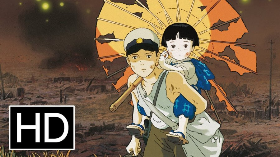 Grave of the Fireflies 1988 Full Movie Anime Watch Online Free