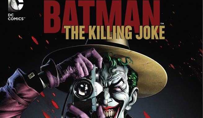 Batman: The Killing Joke 2016 Full Movie Anime Watch Online Free