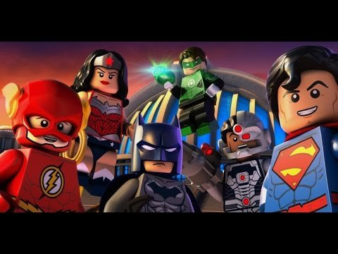 LEGO DC Comics Super Heroes: Justice League Gotham City Breakout 2016