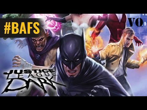 Justice League Dark 2017 Full Movie Anime Watch Online Free