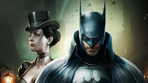 Batman: Gotham by Gaslight 2018 Full Movie Anime Watch Online Free