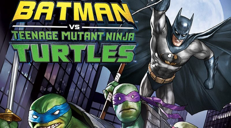 Ýíáã Batman vs Teenage Mutant Ninja Turtles 2019 ãÊÑÌã HD