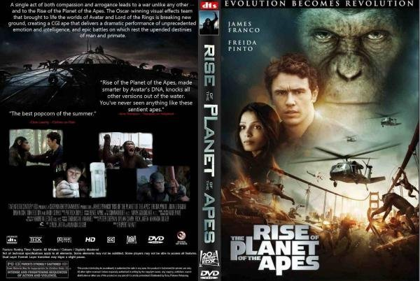 Ýíáã Rise of the Planet of the Apes 2011 ãÊÑÌã HD