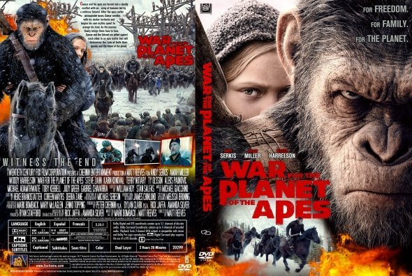 Ýíáã War for the Planet of the Apes 2017 ãÊÑÌã HD