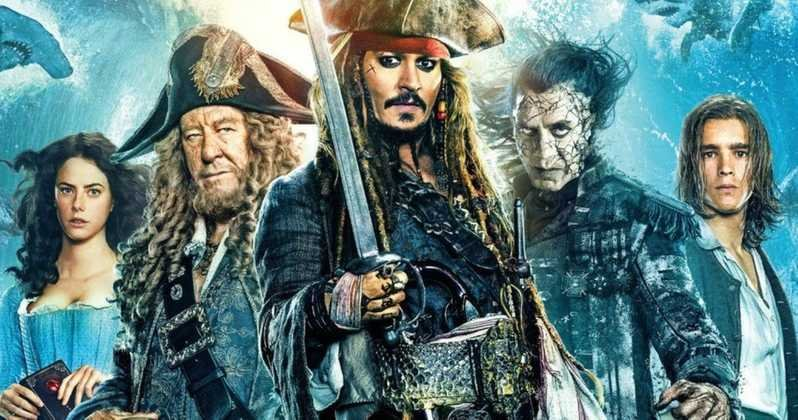 Pirates of the Caribbean: Dead Men Tell No Tales 2017 Full Movie Watch Online Free Movie HD 4K