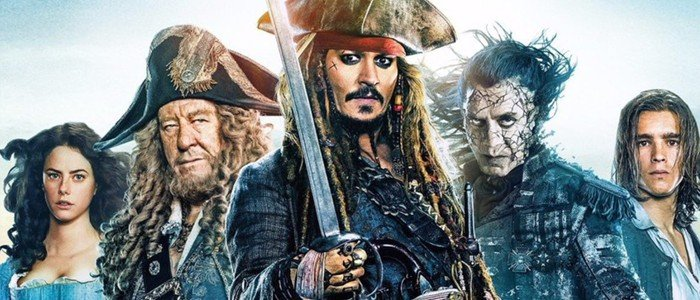 Ýíáã Pirates of the Caribbean 5 Dead Men Tell No Tales 2017 ãÊÑÌã HD