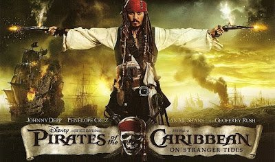 Ýíáã Pirates of the Caribbean 4 On Stranger Tides 2011 ãÊÑÌã HD