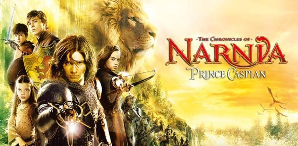 Ýíáã The Chronicles of Narnia 2 : Prince Caspian 2008 ãÊÑÌã HD