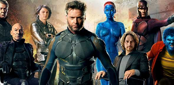 ���� X-Men: Days of Future Past 2014 ����� HD ���� ��� ����