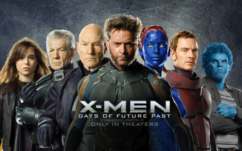 X-Men: Days of Future Past 2014 Full Movie Watch Online Free HD 4K